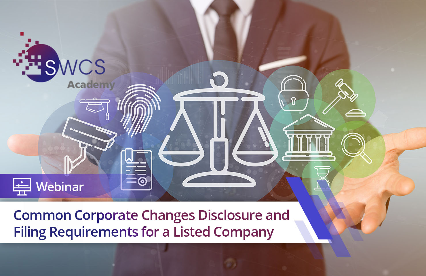 Common Corporate Changes Disclosure and Filing Requirements for a Listed Company