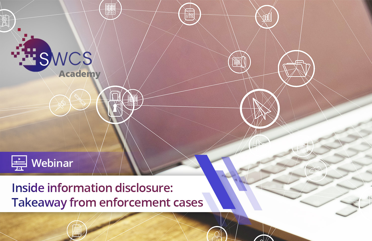 Inside information disclosure: Takeaway from enforcement cases