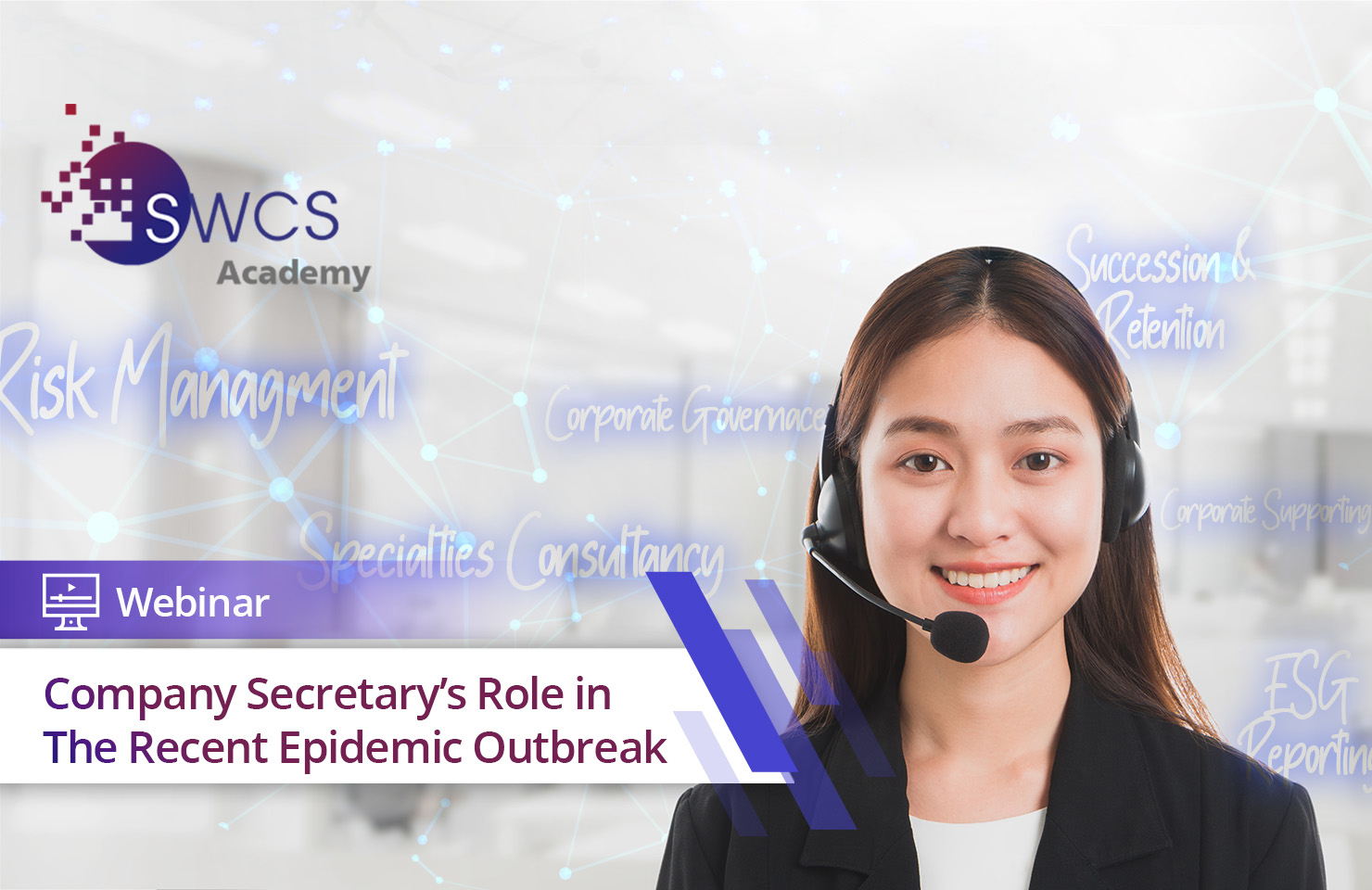 Company Secretary's Role in The Recent Epidemic Outbreak