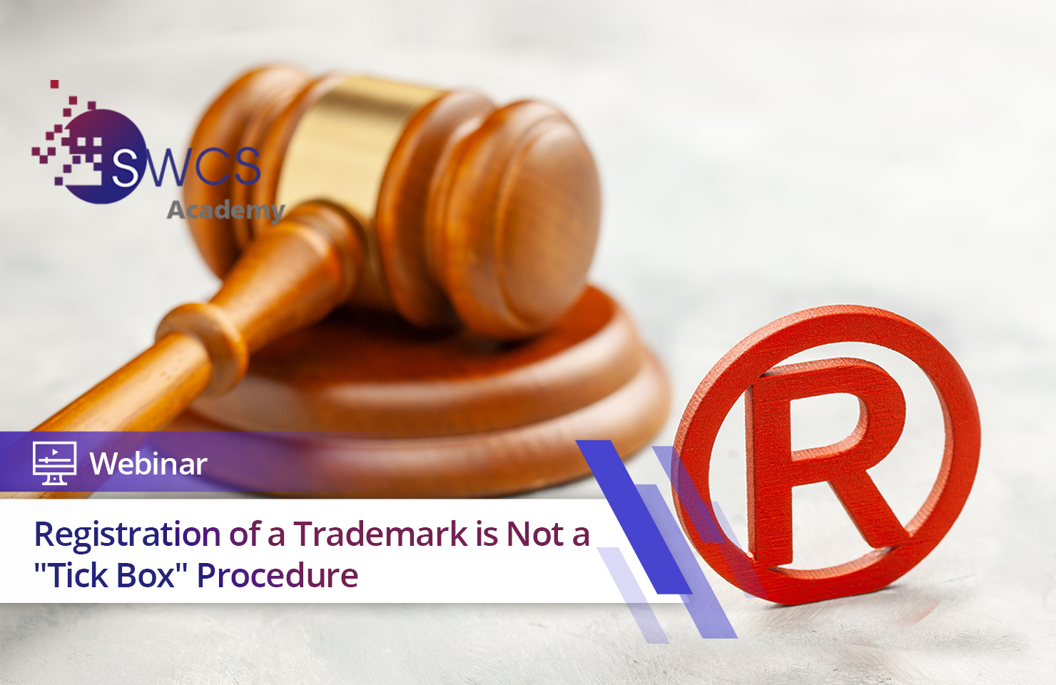 Registration of a Trademark is Not a  'Tick Box' Procedure